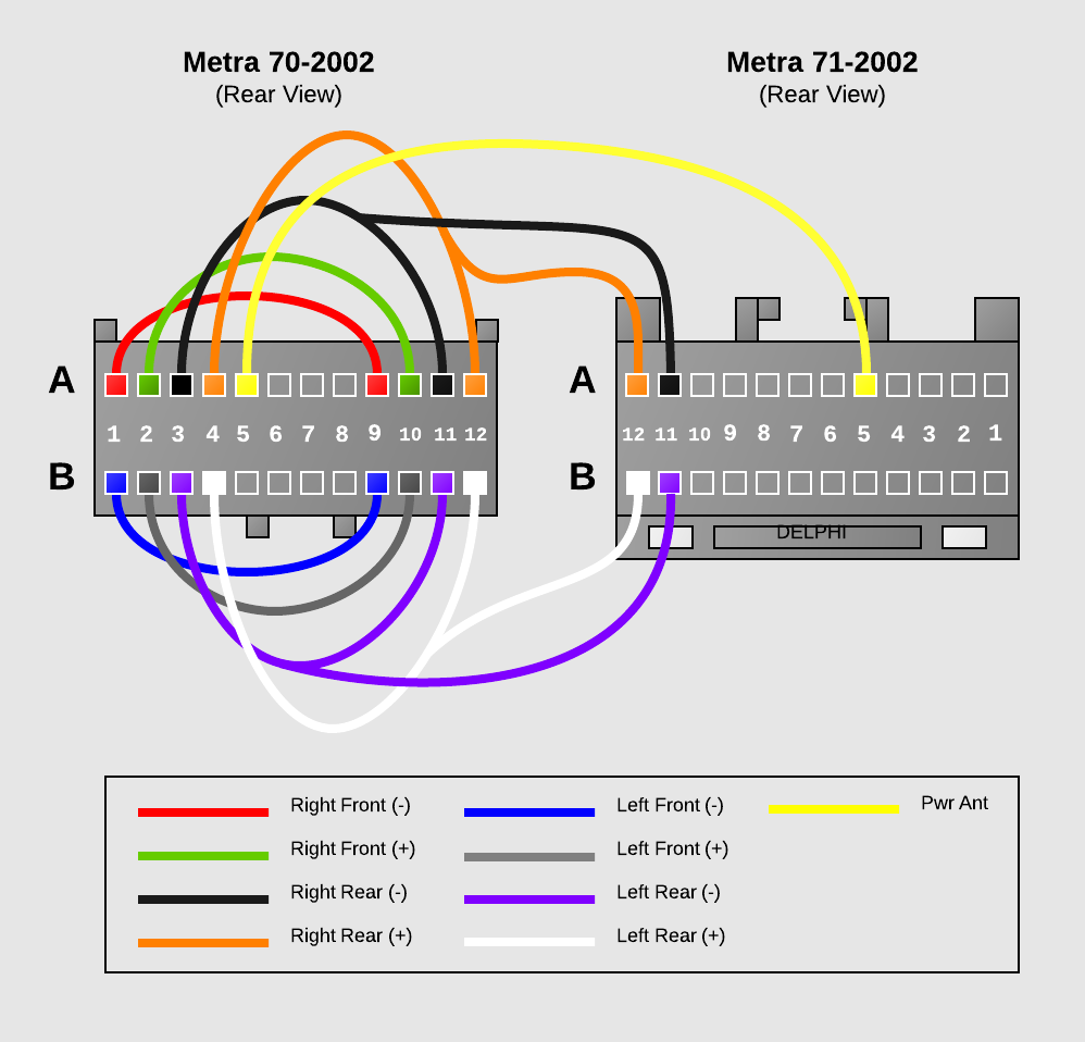 Metra Radio Wiring Diagram Color Code 2002 Suburban Books Of Schematic Stereo Control U2022 Rh Pakistannews Co