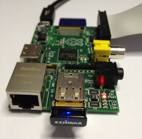 SHA - - - Raspberry Pi - Installing the Edimax EW-7811Un USB