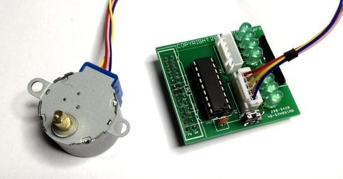 Sha Raspberry Pi Stepper Motor Control Breakout Board