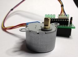 Sha raspberry pi stepper motor control breakout for Raspberry pi stepper motor control