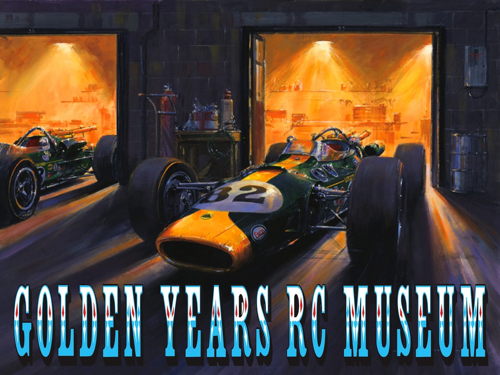 GOLDEN YEARS OF RC