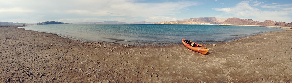 kayak-lake-mead