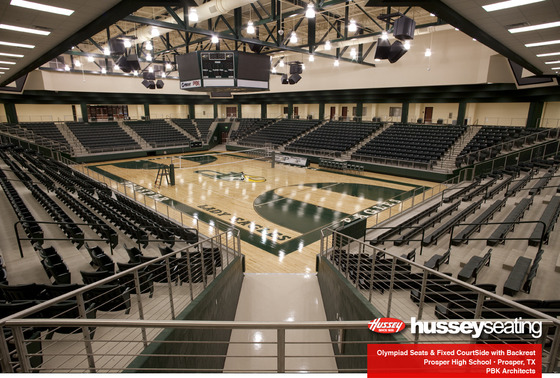 Prosper High School Gymnasium