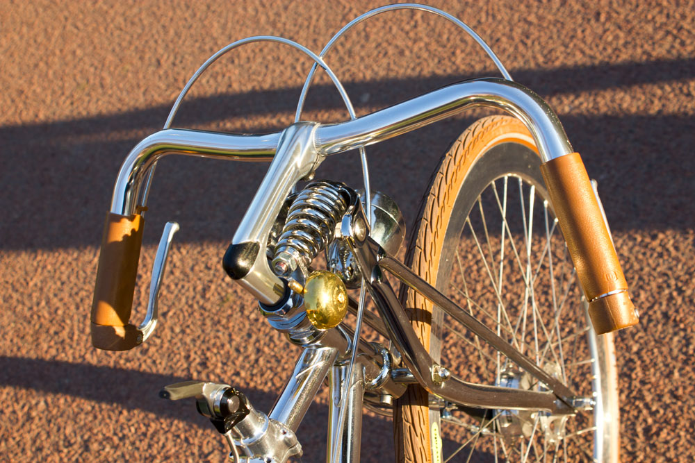 blog Vintage bicycle