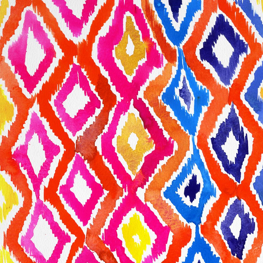 ikat pattern desktop wallpaper images