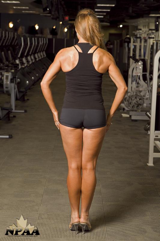 NPAA - Rules & Regulations - Women's Fitness Model