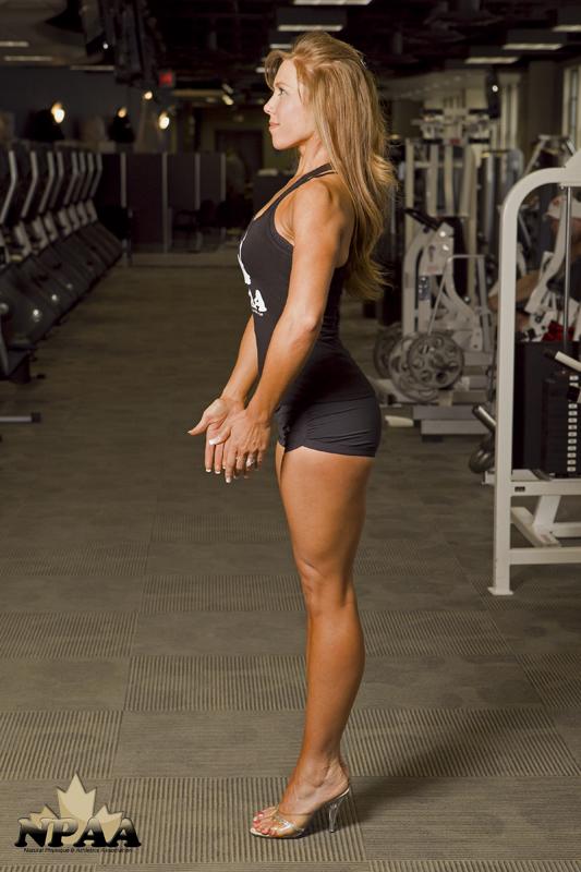 npaa rules regulations women s fitness model