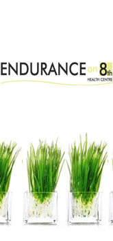 Endurance on 8th