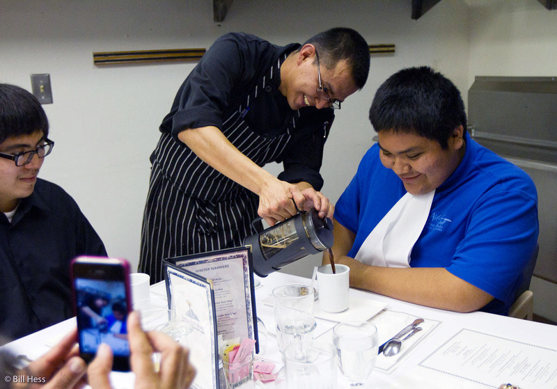 how to become a chef with no experience