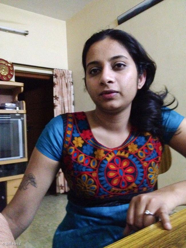 hot aunty indian selfie