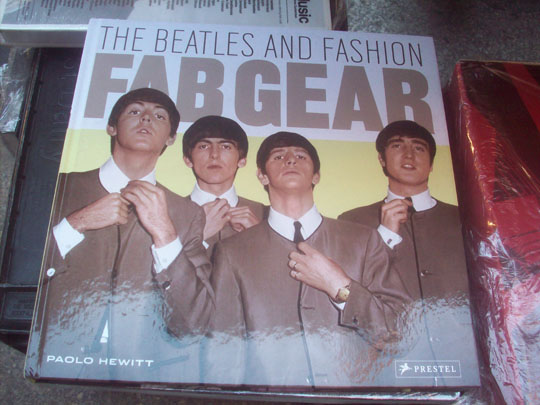 Fab Gear: The Beatles and Fashion: Paolo Hewitt 35