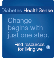 Diabetes HealthSense