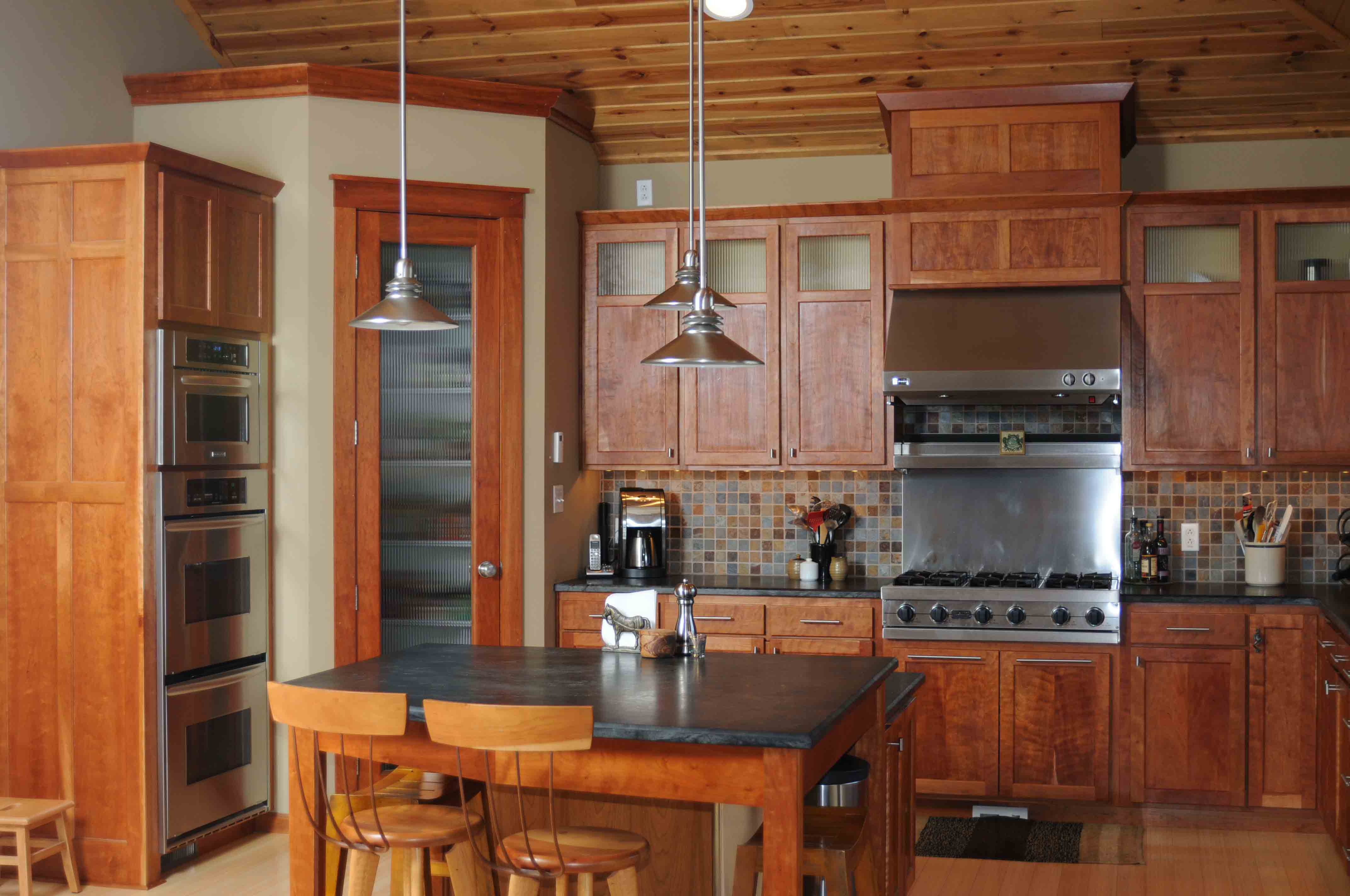Handmade custom cabinets springfield mo springfield mo for Custom made kitchens
