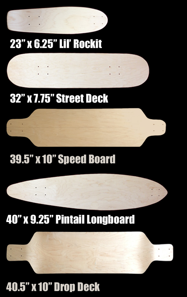 longboard template maker - blog rockit talk community