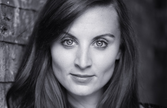 Katy Treharne plays Mary Mother of Jesus in the stage musical premiere of Love Beyond at the Brighton Centre on 13 October