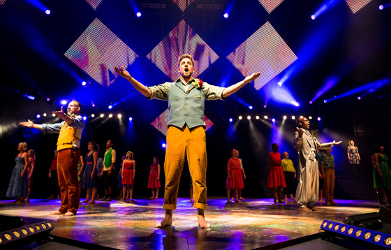 Love Beyond the Musical at Wembley Arena on 1 & 2 October 2014