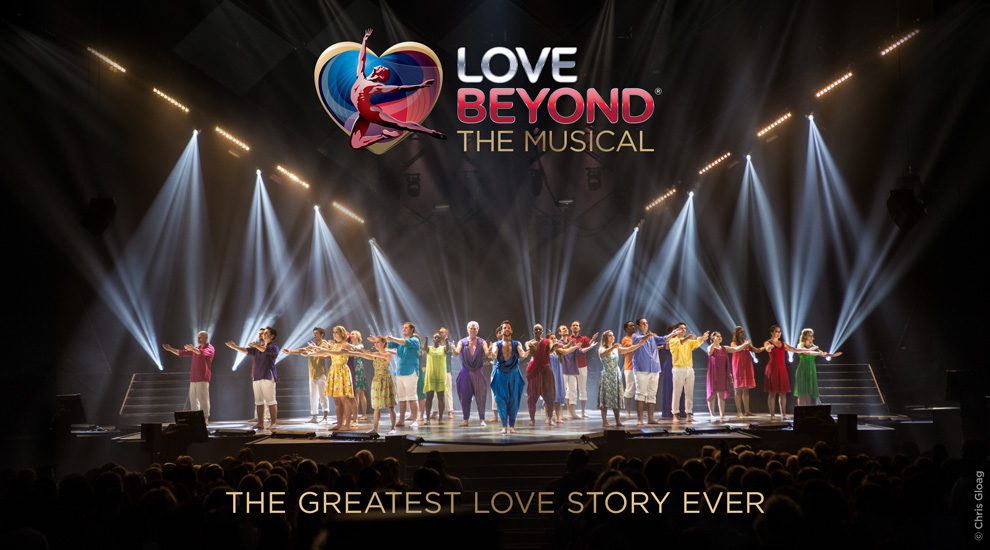 Be part of the dream to take Love Beyond on tour in 2016 with Kickstarter