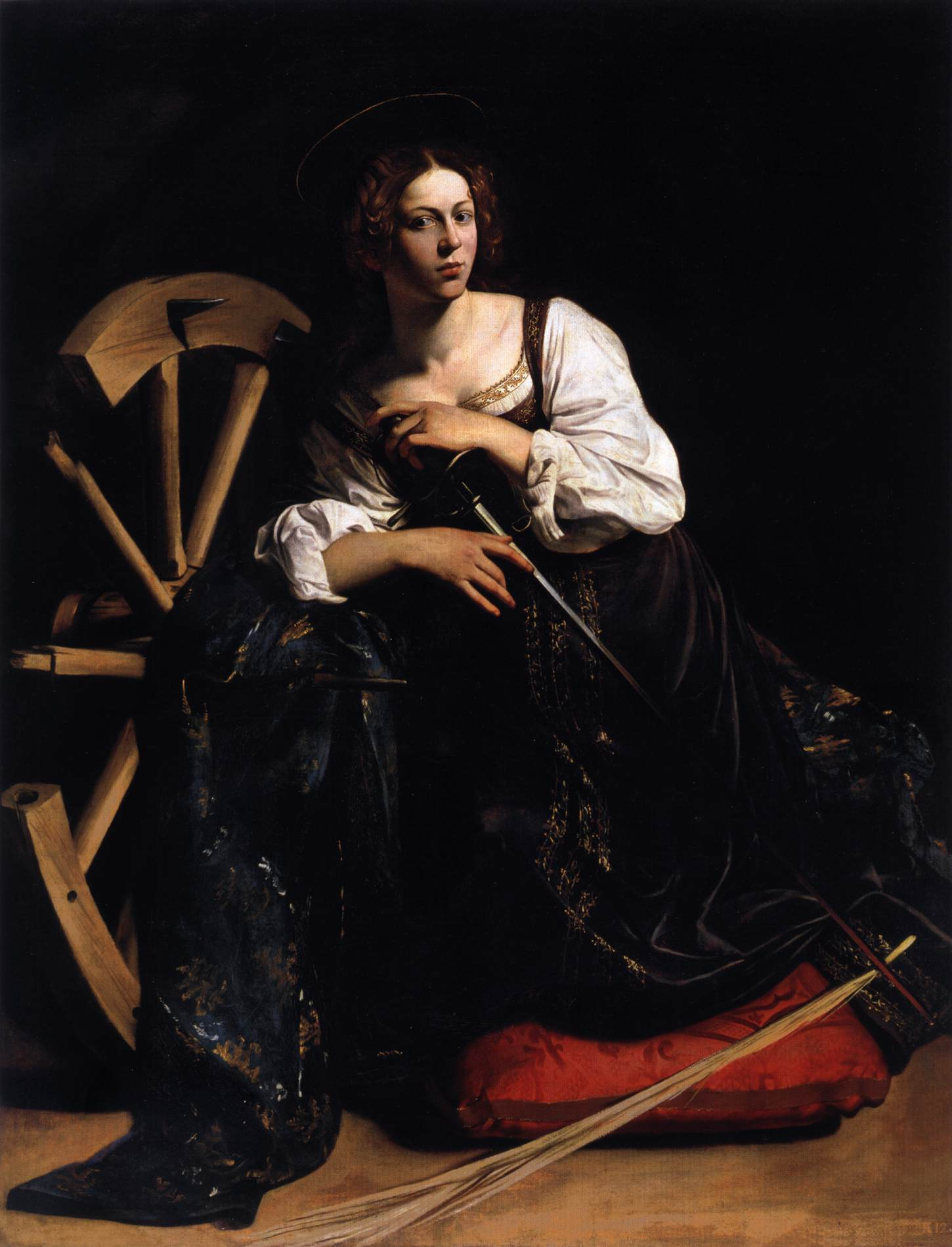 caravaggio painting Caravaggio was the most important painter of the early baroque period and one of the defining influences of art history.