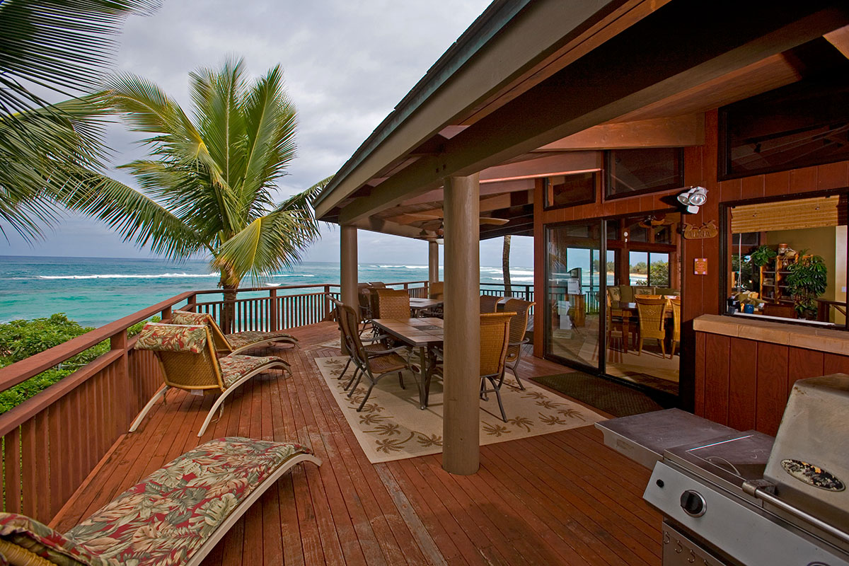 Luxury Beachfront Homes Images