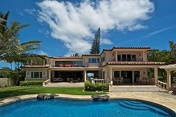 Luxury real estate oahu top 5 most expensive homes sold for Package homes hawaii