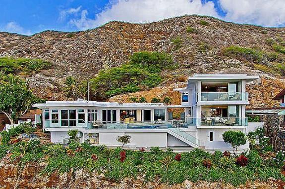 Honolulu real estate in diamond head ocean view luxury for Hawaii luxury homes for sale
