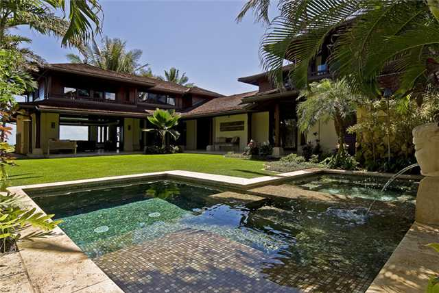 Honolulu architects peter vincent architects oahu for Luxury homes in hawaii for sale