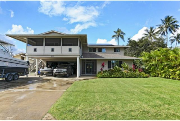 house hunters kailua home