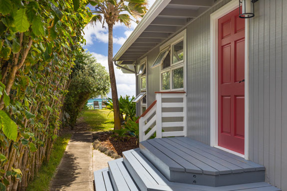 Laie Oahu Beach House2