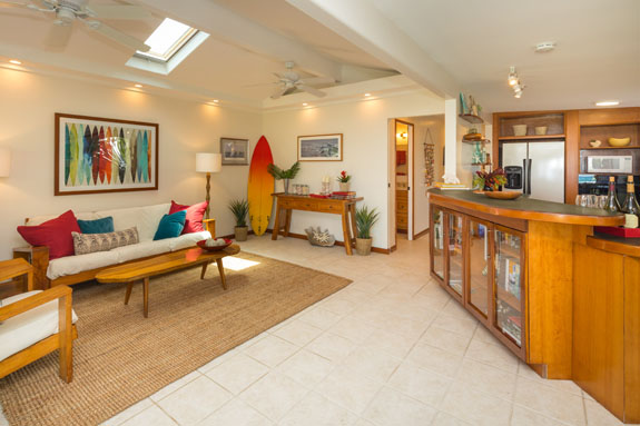 Laie Oahu Beach House 4
