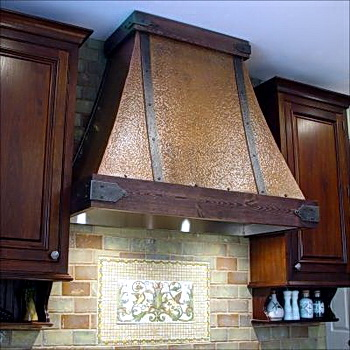 Kitchen Ventilation - Copper Hoods - Journal - The Kitchen Designer