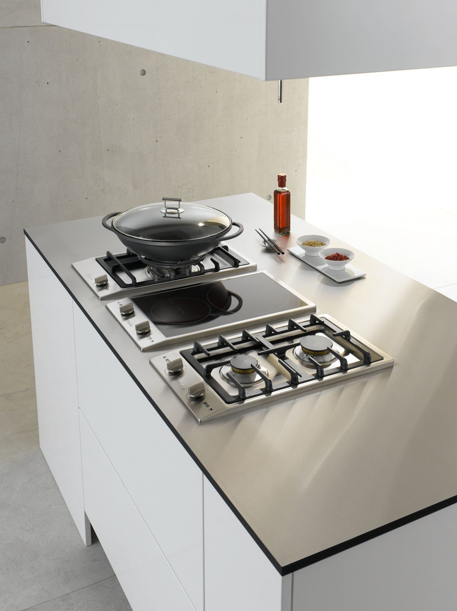Uncategorized Miele Kitchen Appliances miele combiset perfect cooktop for small kitchens kellys kitchens