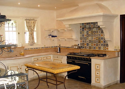 Simple French Kitchen Tiles Inspiration Design Of French - Country kitchen tiles