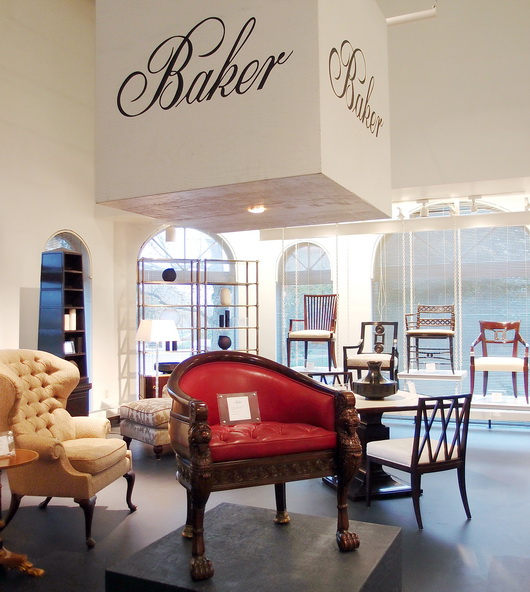 First There Were Selections From Kohlerus Furniture Brands Such As Baker  And Mcguire With Baker Mcguire Furniture.