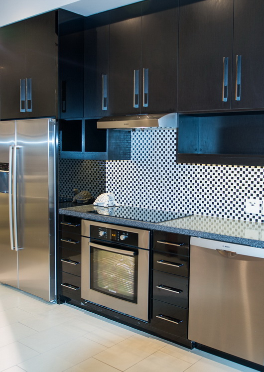 i always love a cooktop and under cabinet oven elegant