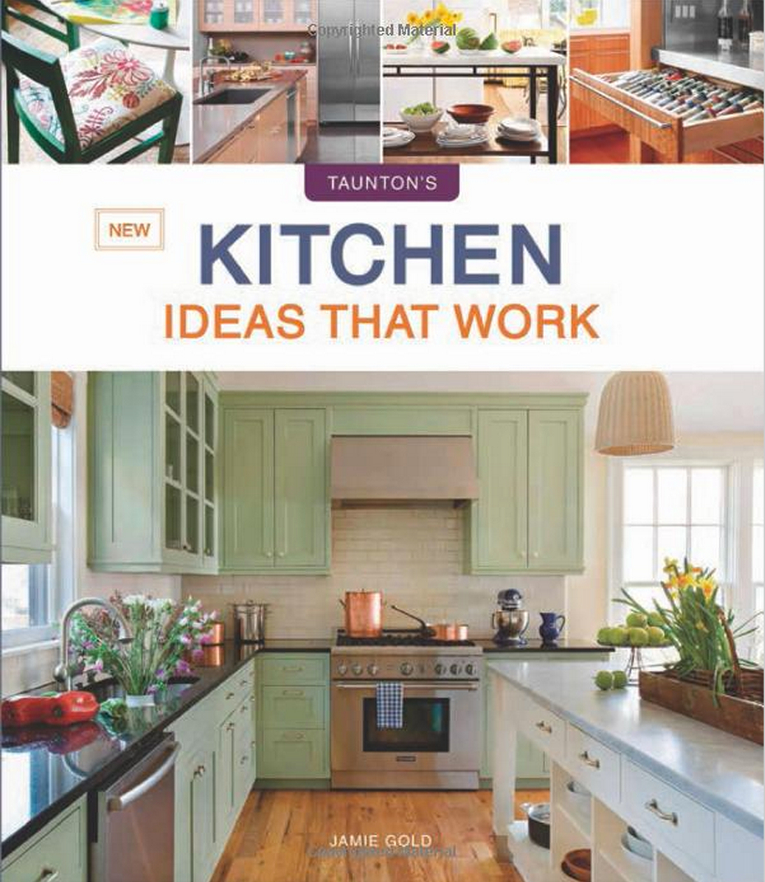 awesome books on kitchen design