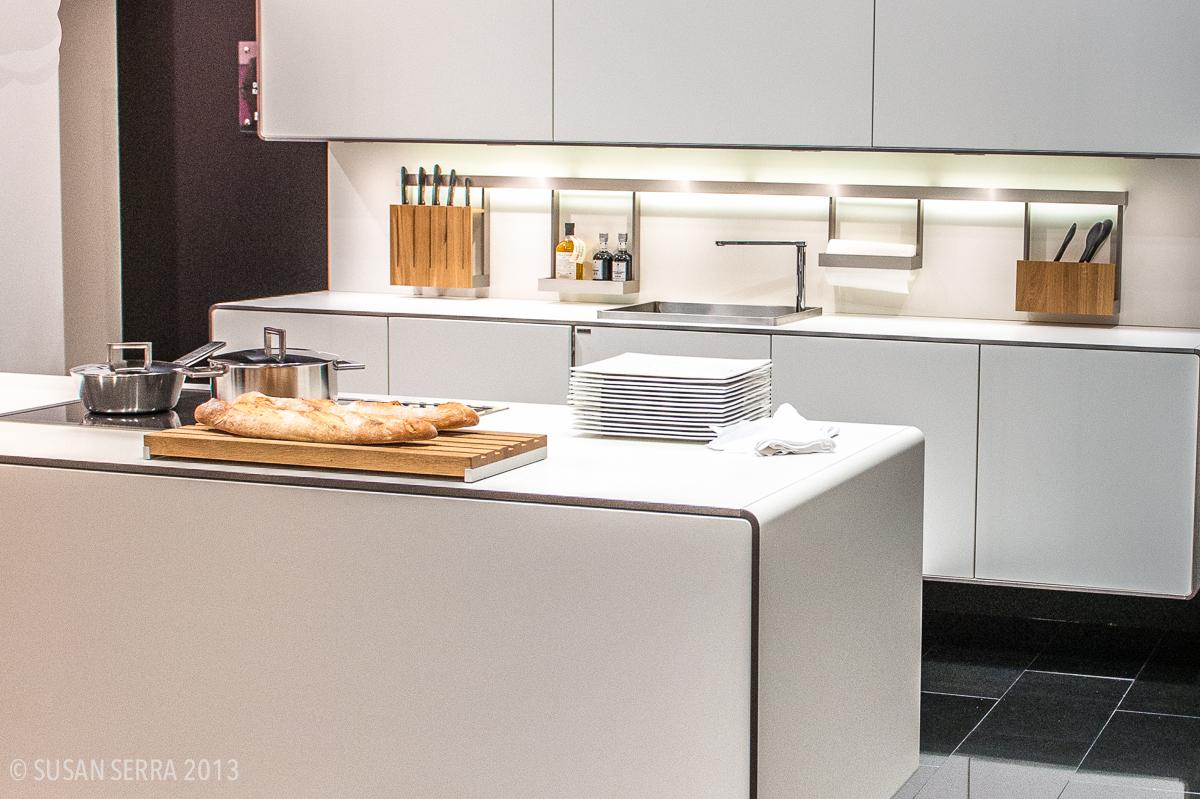 Kitchen Backsplash Rail - Journal - The Kitchen Designer