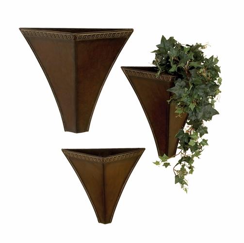 Metal Wall Vase flower arrangements welcome nature indoors - design2share interior