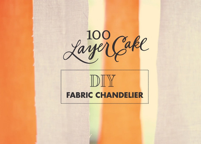 Weekday diy project make a fabric chandelier design2share weekday diy project make a fabric chandelier aloadofball Gallery