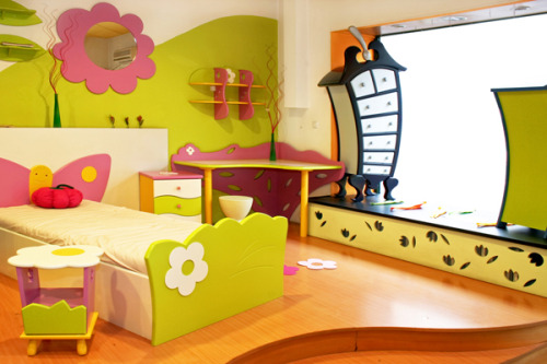 Fun Bedrooms fun bedroom designs your kids will love - design diary