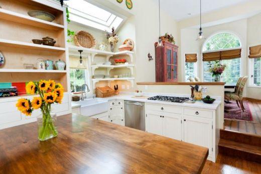 3 key feng shui kitchen design principles design2share for Kitchen design principles