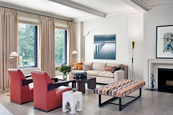 Muchas gracias casas gente magazine design2share for New york style apartment interior design