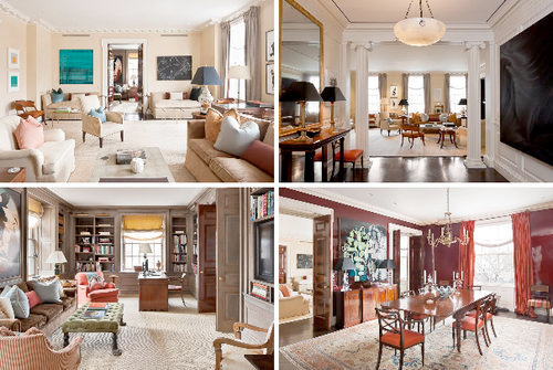 New york city luxury apartment tour fifth avenue with for Upper east side apartments for sale