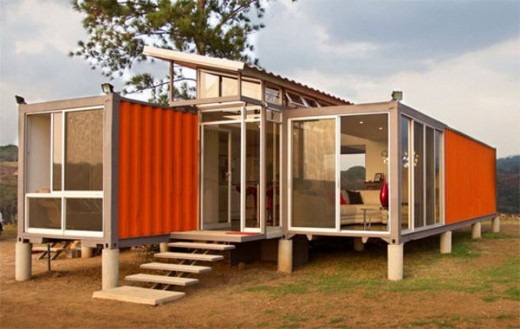 House up builds new green homes from shipping containers design2share interior design q a - Container homes costa rica ...