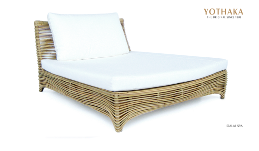 Exotic Woven Outdoor Furniture from Yothaka