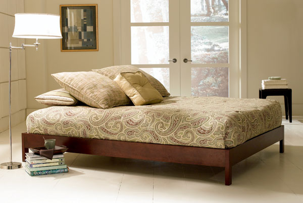 bed without headboard. high twin platform bed designs with double, Headboard designs