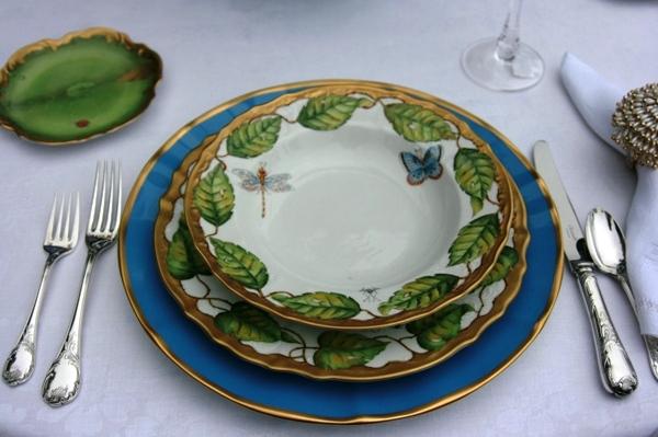 Elegant Summer Table Settings Luxe Properties