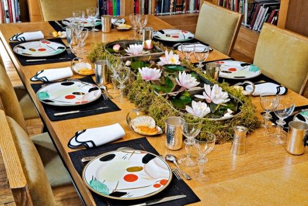 Albert Pinto: Table Settings - Decorate Shmecorate - Design2Share ...