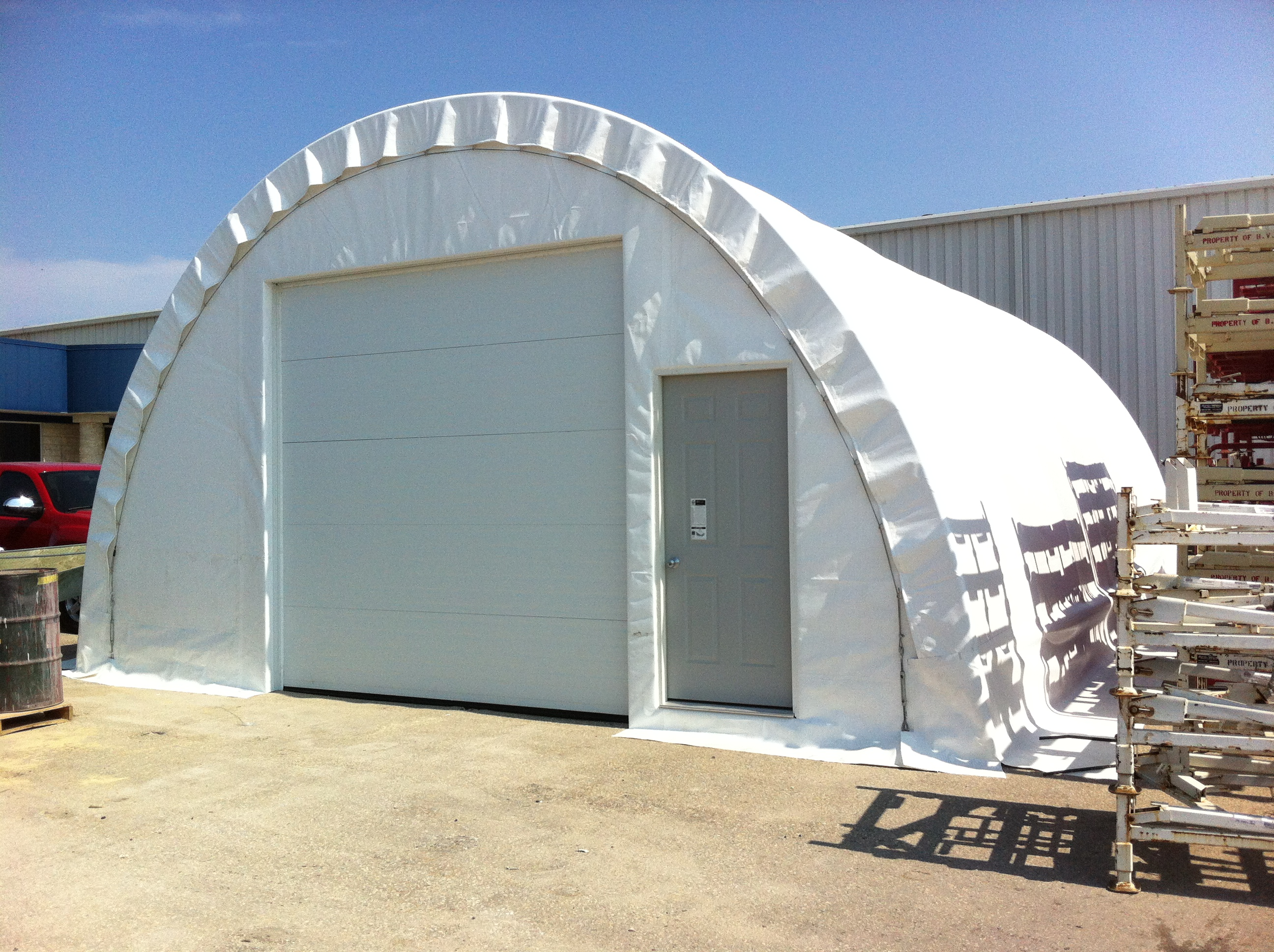 Kinds Of Shelters : Wide shelter envirodome and shelters