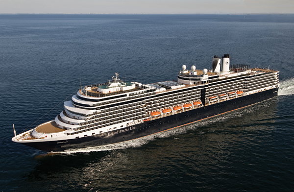 Holland America Line ms Eurodam Cruise Ship
