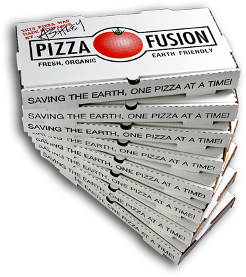 Pizza Fusion Story
